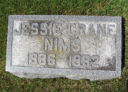 NIMS, JESSIE - Mitchell County, Iowa   JESSIE NIMS