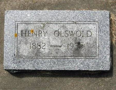 OLSWOLD, HENRY - Mitchell County, Iowa | HENRY OLSWOLD
