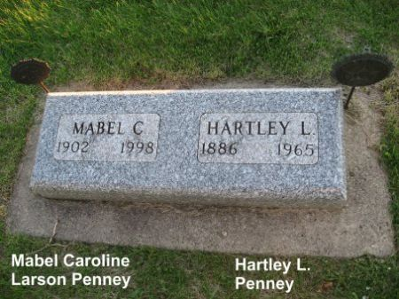 PENNEY, HARTLEY L. - Mitchell County, Iowa | HARTLEY L. PENNEY