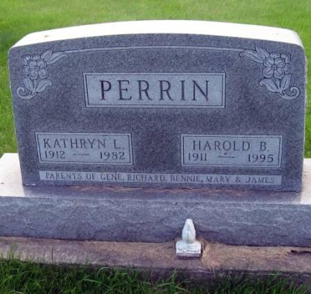PERRIN, KATHRYN - Mitchell County, Iowa   KATHRYN PERRIN