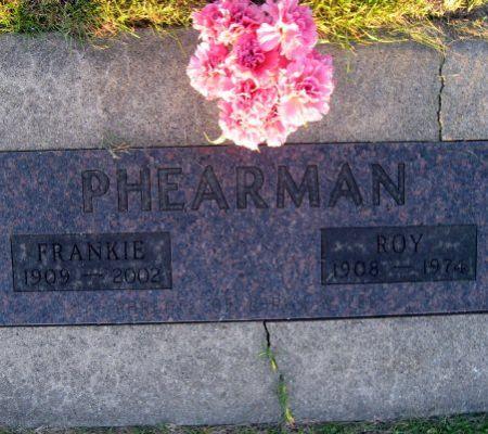 PHEARMAN, ROY - Mitchell County, Iowa | ROY PHEARMAN