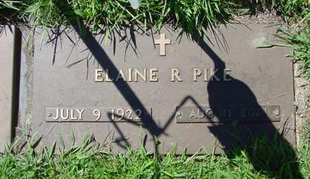 PIKE, ELAINE RUTH - Mitchell County, Iowa | ELAINE RUTH PIKE