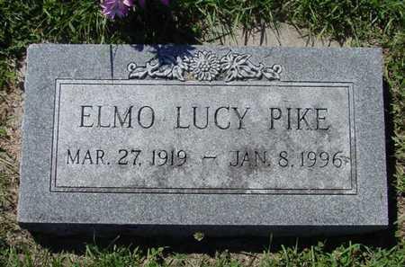 PIKE, ELMO LUCY - Mitchell County, Iowa | ELMO LUCY PIKE