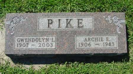 PIKE, ARCHIE E. - Mitchell County, Iowa | ARCHIE E. PIKE