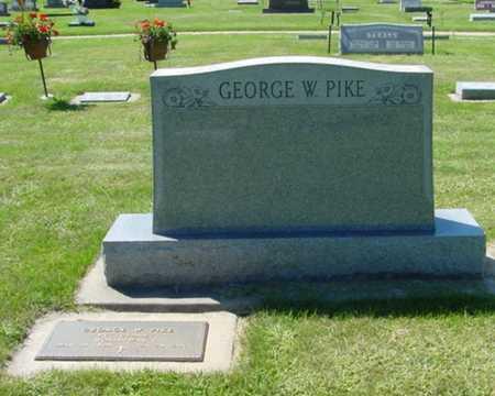 PIKE, GEORGE W. - Mitchell County, Iowa | GEORGE W. PIKE