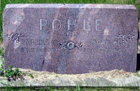 POHLE, OSCAR W. - Mitchell County, Iowa   OSCAR W. POHLE