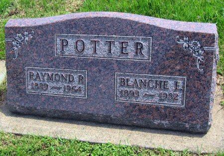 POTTER, RAYMOND R. - Mitchell County, Iowa | RAYMOND R. POTTER