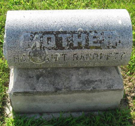RANDLETT, HANNAH T. - Mitchell County, Iowa   HANNAH T. RANDLETT