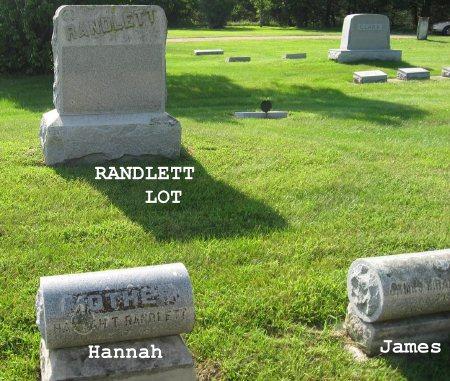 RANDLETT, JAMES H. (LOT) - Mitchell County, Iowa | JAMES H. (LOT) RANDLETT