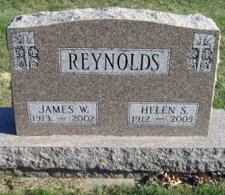 REYNOLDS, HELEN S. - Mitchell County, Iowa   HELEN S. REYNOLDS