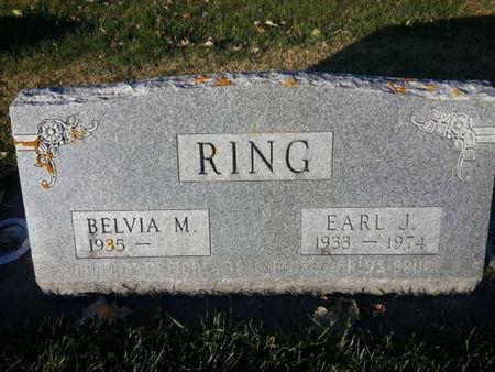 RING, EARL J. - Mitchell County, Iowa   EARL J. RING