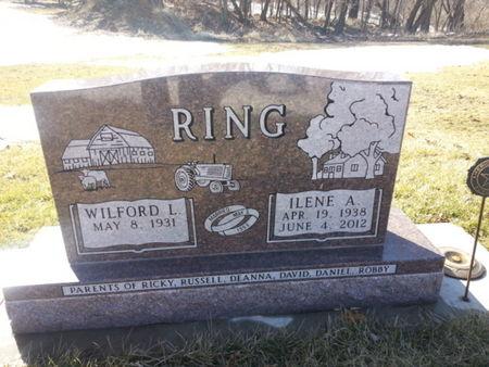 RING, ILENE A. - Mitchell County, Iowa | ILENE A. RING