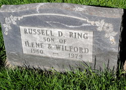 RING, RUSSELL DEAN - Mitchell County, Iowa | RUSSELL DEAN RING