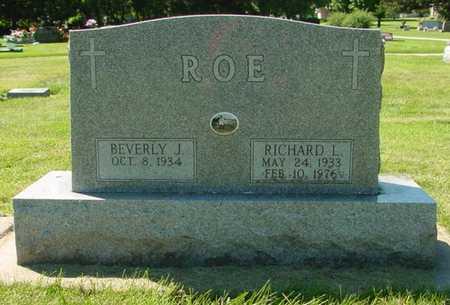 ROE, RICHARD L. - Mitchell County, Iowa | RICHARD L. ROE