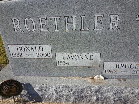 ROETHLER, BRUCE - Mitchell County, Iowa | BRUCE ROETHLER
