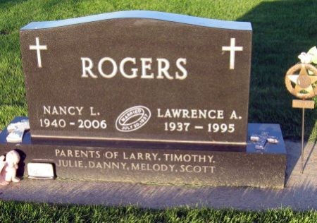 ROGERS, LAWRENCE A. - Mitchell County, Iowa | LAWRENCE A. ROGERS