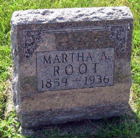 ROOT, MARTHA A. - Mitchell County, Iowa | MARTHA A. ROOT