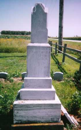 RUSTAD, CHRISTIAN - Mitchell County, Iowa | CHRISTIAN RUSTAD