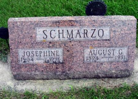 SCHMARZO, AUGUST G. - Mitchell County, Iowa | AUGUST G. SCHMARZO
