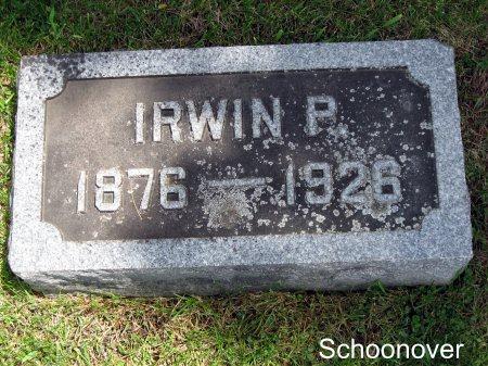 SCHOONOVER, IRWIN P. - Mitchell County, Iowa | IRWIN P. SCHOONOVER