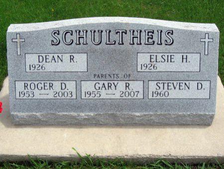 SCHULTHEIS, GARY R. - Mitchell County, Iowa | GARY R. SCHULTHEIS
