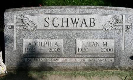 SCHWAB, ADOLPH A. - Mitchell County, Iowa   ADOLPH A. SCHWAB