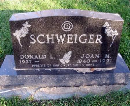 SCHWEIGER, JOAN M. - Mitchell County, Iowa | JOAN M. SCHWEIGER