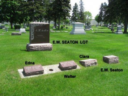 SEATON, WALTER (LOT) - Mitchell County, Iowa | WALTER (LOT) SEATON