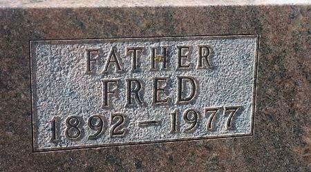 SEIDEL, FRED - Mitchell County, Iowa | FRED SEIDEL