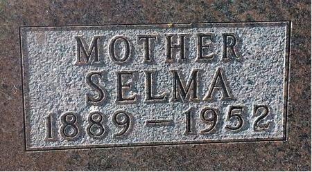 SEIDEL, SELMA - Mitchell County, Iowa | SELMA SEIDEL