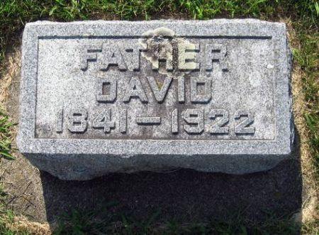 SEWRIGHT, DAVID 1841 - Mitchell County, Iowa | DAVID 1841 SEWRIGHT