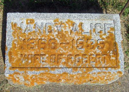 SEWRIGHT, NANCY ALICE - Mitchell County, Iowa | NANCY ALICE SEWRIGHT
