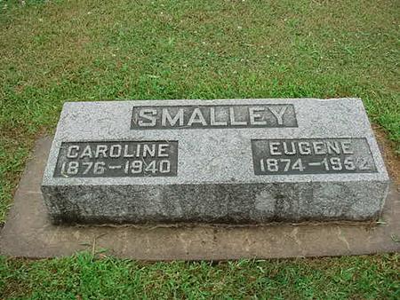 SMALLEY, EUGENE - Mitchell County, Iowa   EUGENE SMALLEY