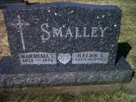 SMALLEY, HELEN E. - Mitchell County, Iowa | HELEN E. SMALLEY
