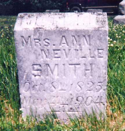 NEVILLE SMITH, ANN - Mitchell County, Iowa | ANN NEVILLE SMITH