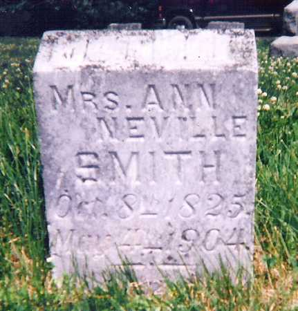 SMITH, ANN - Mitchell County, Iowa   ANN SMITH