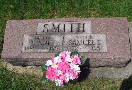 SMITH, SAMUEL I. - Mitchell County, Iowa | SAMUEL I. SMITH
