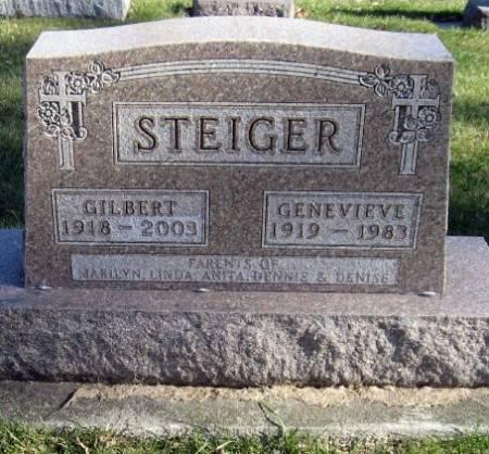 STEIGER, GILBERT - Mitchell County, Iowa | GILBERT STEIGER