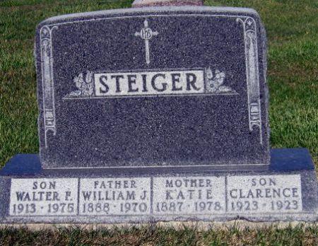 STEIGER, KATIE - Mitchell County, Iowa | KATIE STEIGER