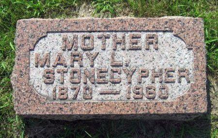 STONECYPHER, MARY L. - Mitchell County, Iowa | MARY L. STONECYPHER