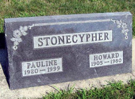 STONECYPHER, PAULINE - Mitchell County, Iowa | PAULINE STONECYPHER