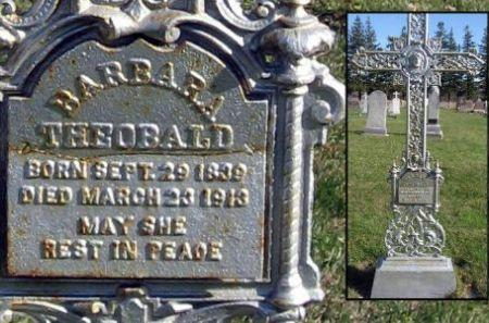 THEOBALD, BARBARA - Mitchell County, Iowa | BARBARA THEOBALD