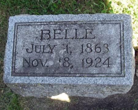 TOLLEFSON, BELLE - Mitchell County, Iowa | BELLE TOLLEFSON