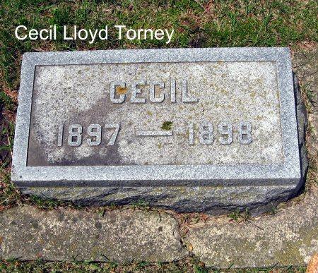 TORNEY, CECIL LLOYD - Mitchell County, Iowa | CECIL LLOYD TORNEY