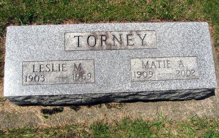 TORNEY, LESLIE M. - Mitchell County, Iowa   LESLIE M. TORNEY