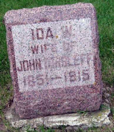 TORSLEFF, IDA W. - Mitchell County, Iowa   IDA W. TORSLEFF