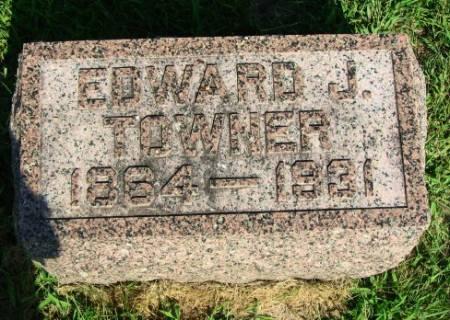 TOWNER, EDWARD J. - Mitchell County, Iowa | EDWARD J. TOWNER