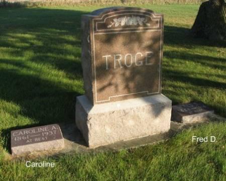TROGE, CAROLINE A. (LOT) - Mitchell County, Iowa | CAROLINE A. (LOT) TROGE