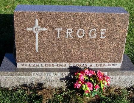 TROGE, LORAS A. - Mitchell County, Iowa | LORAS A. TROGE