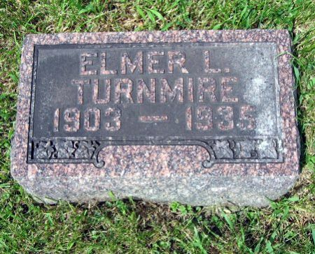 TURNMIRE, ELMER L. - Mitchell County, Iowa | ELMER L. TURNMIRE
